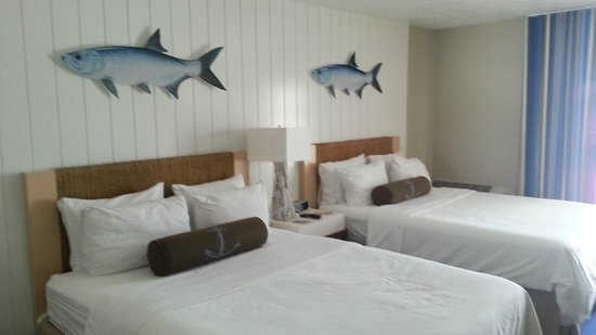 Islamorada Motel : Très belle chambre