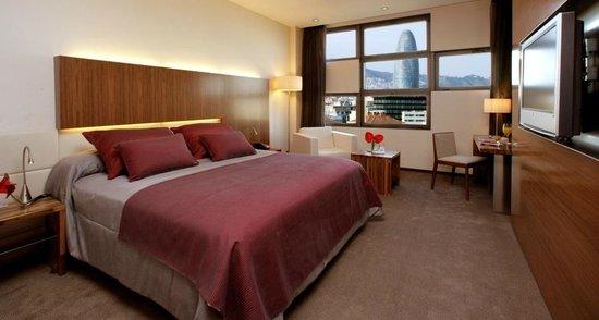 普爾曼巴塞罗那船長酒店照片
