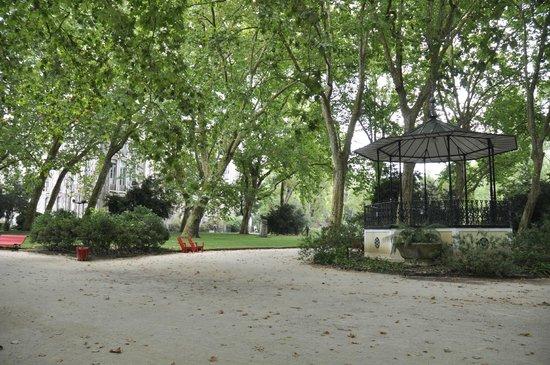 Residencial Dom Carlos: Coreto Parque D. Carlos