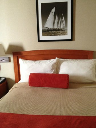 Best Western Plus Gateway Hotel Santa Monica: camas