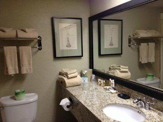 Best Western Plus Gateway Hotel Santa Monica: banheiro