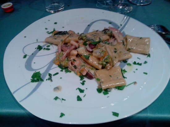 Pizza Gallery: i paccheri gallery