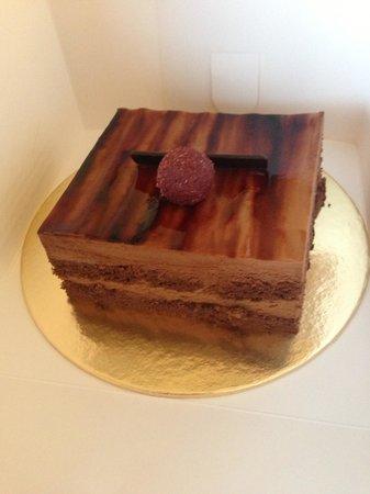 Pan Pacific Singapore: Cake!!