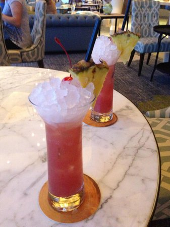 Pan Pacific Singapore: Singapore Slings!