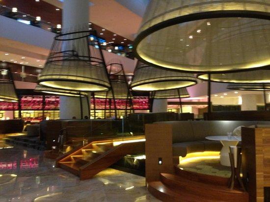 Pan Pacific Singapore: Hotel lobby
