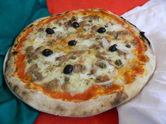 Pronto Pizza: pizza siciliana