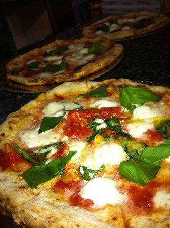 Pizza AM : La bella margherita
