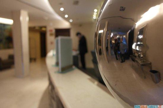Hotel Regina Margherita - Cagliari : Reception