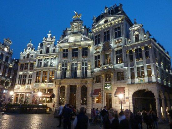 Hotel Amigo: Grand Place