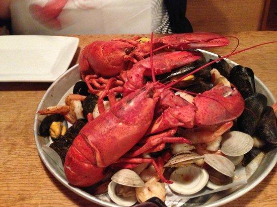 Lobster Trap Asheville North Carolina | Lobster House