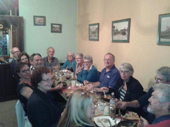 Café San Blas: Compartiendo con amigos