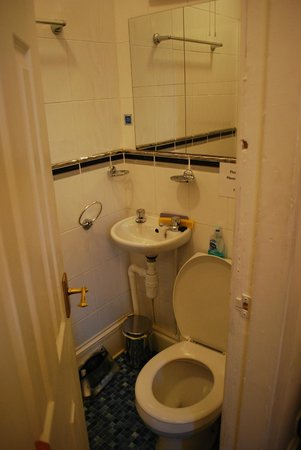 Emmaus House, Edinburgh SCIO: My bathroom (excluding shower behind door)