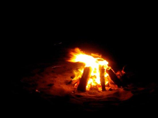 CK - Inn : Campfire arranged by Kuya Harvey