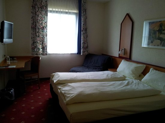 Hotel Montana: ruime kamers