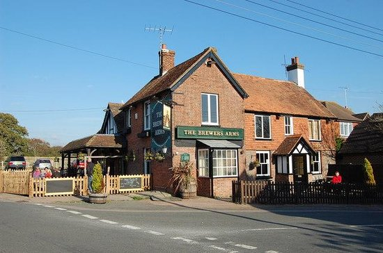 Heathfield, UK: The Brewers Arms, Vines Cross