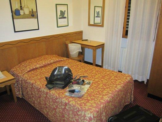 Hotel Nuova Italia: Single room