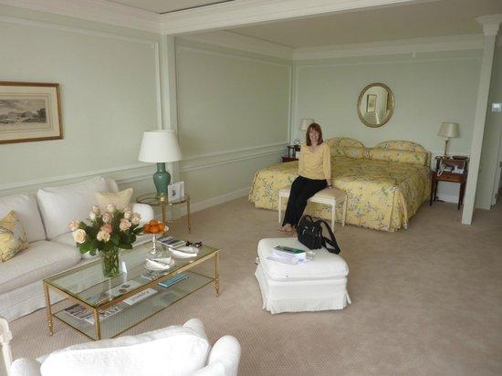 Hotel du Cap Eden-Roc : Eden Roc Jr Suite