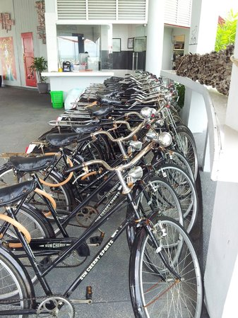 Tubotel: Free Bicycle !!!