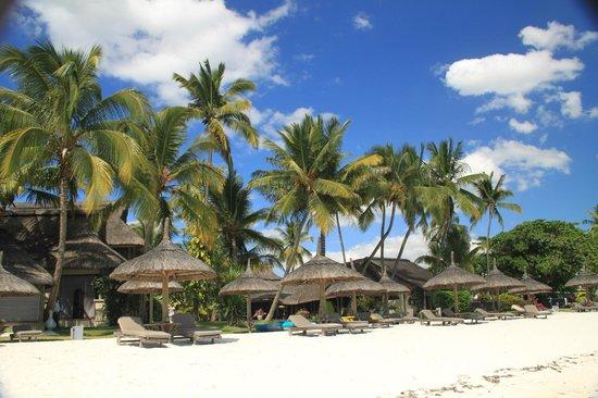 Le Sakoa Hotel : L'hotel visto dalla spiaggia