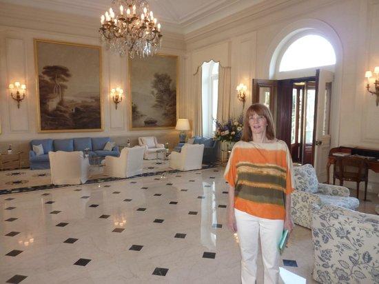 Hotel du Cap Eden-Roc : Hotel Du Cap Lobby