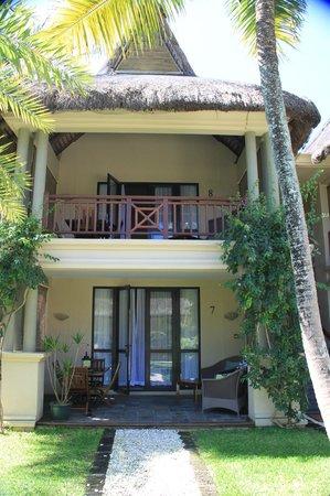 Le Sakoa Hotel : Camere vista esterna