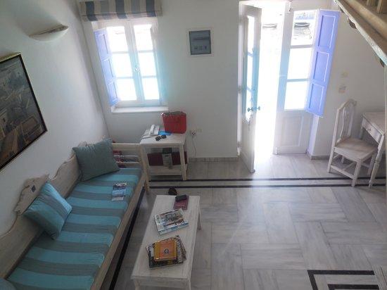Hotel Kallisto: Room