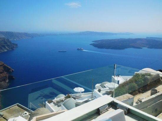 Hotel Kallisto: View