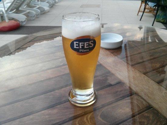 Montebello Resort: all inclusive beer