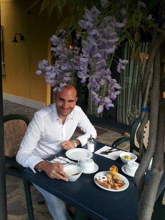Agriturismo La Quercia: colazione