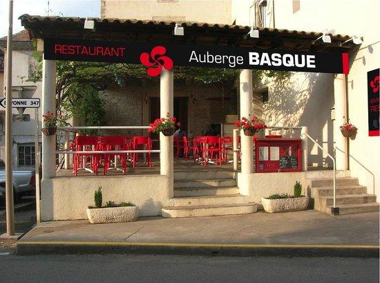 Auberge Basque: La façade
