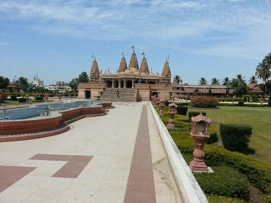Junagadh, India: temple