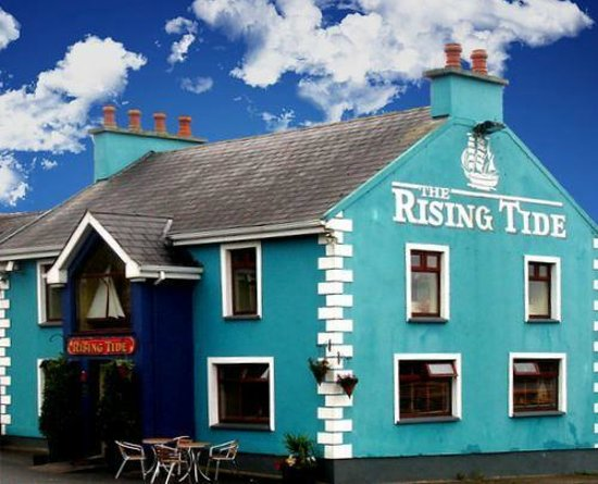 The Rising Tide Brasserie: The Exterior