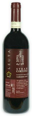 Azienda Agricola Leuta: Leuta 0,618 Syrah - 100% Syrah -
