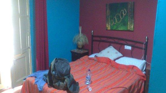Pension Teruel : Bedroom