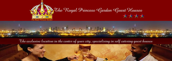 The Royal Princess Garden Guest Houses: LoGo