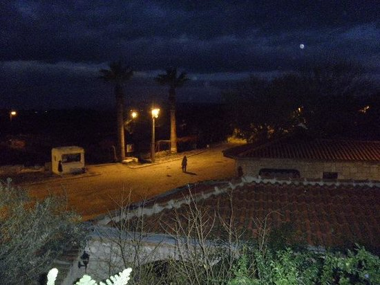 Ephesus Suites Hotel: Early morning view from Balcony