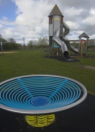 The Hut: play park