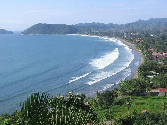 จาโค, คอสตาริกา: Jaco beach