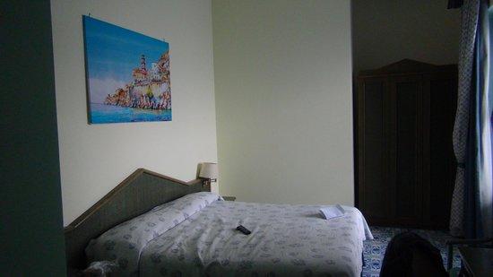 Villa San Michele: camera da letto