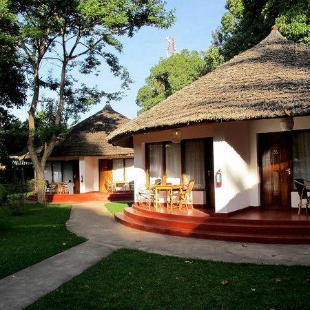 Ilboru Safari Lodge: rooms