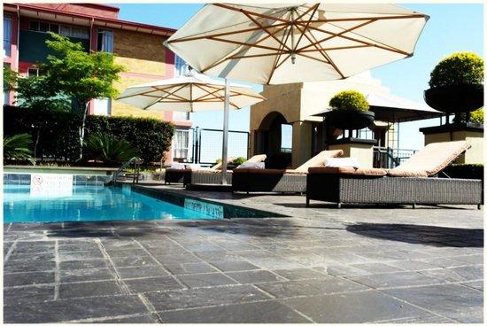 Sheraton Pretoria Hotel: Extérieur & confort