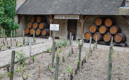 Marché Aux Vins. Exterior