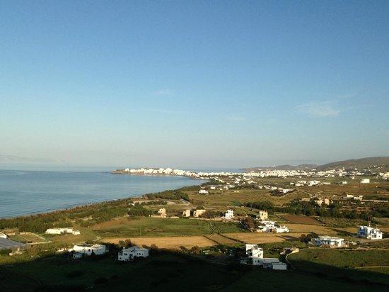 Tinos View Luxury Apartments: θέα από το διαμέρισμα