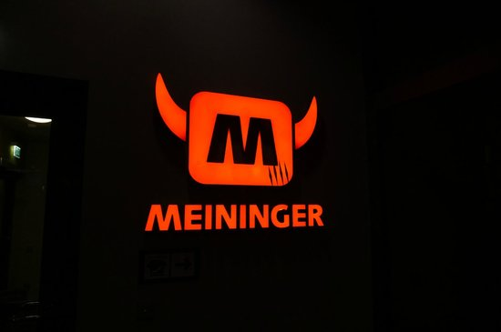 MEININGER Hotel Frankfurt/Main Messe: Lobby