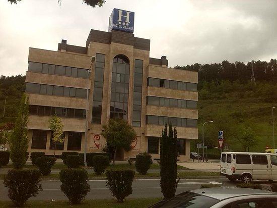 Hotel Villava Pamplona : Exterior