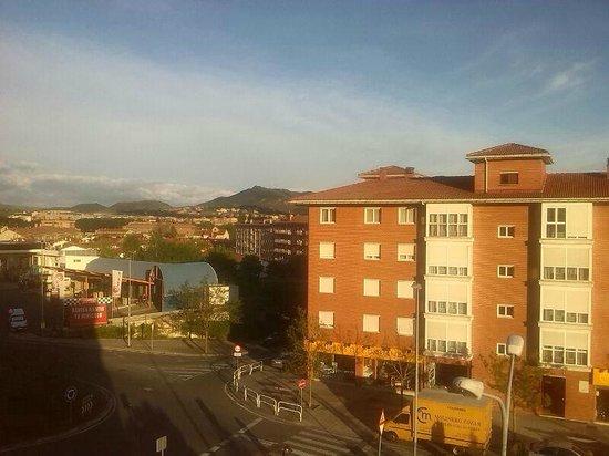 Hotel Villava Pamplona: Vista desde habitación