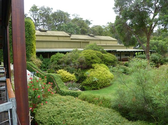McLeod Tours: Leeuwin Winery Grounds
