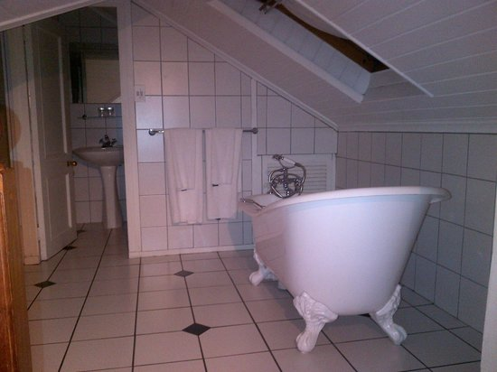Ryneveld Country Lodge: A very nice bathroom