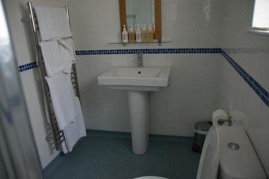 Old Success Inn: Basin/sink in bathroom