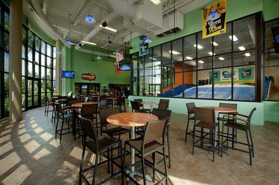 Fantasy Surf: Venue Lobby